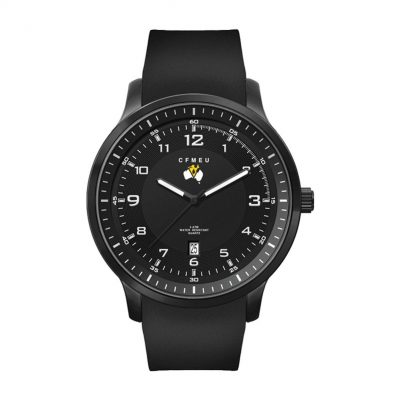 Wc9054 45mm Metal Black Case