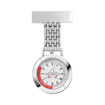 Nurse Style Unisex Clip Watch