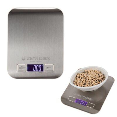 Gitano Steel Digital Food Scale