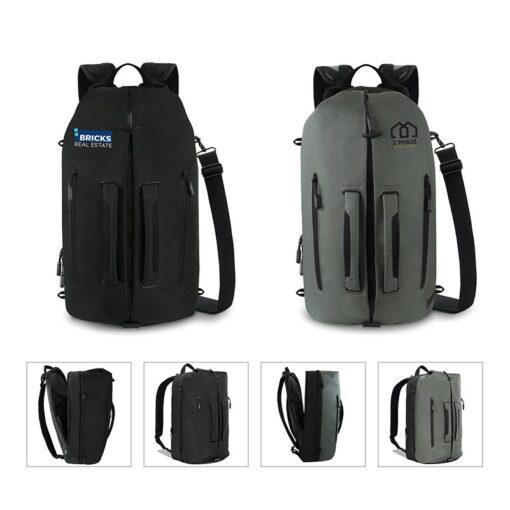 Ascentials Pro Fury Duffel Backpack